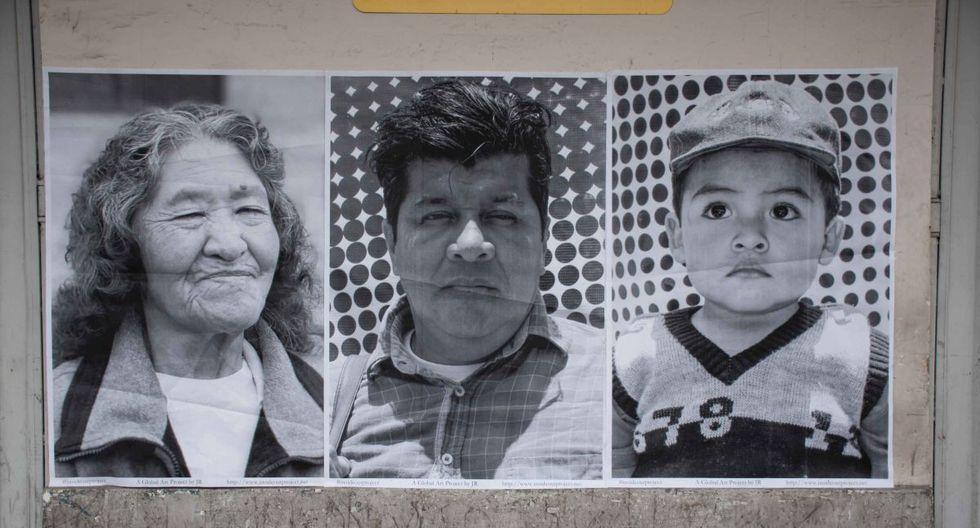 La ejecución de las fotos ha estado a cargo de Sonia Cunliffe, Jorge Morrope, Alejandra Escudero y Daniel Florez. El autor intelectual: el fotógrafo francés Jean René. (Foto: Difusión)