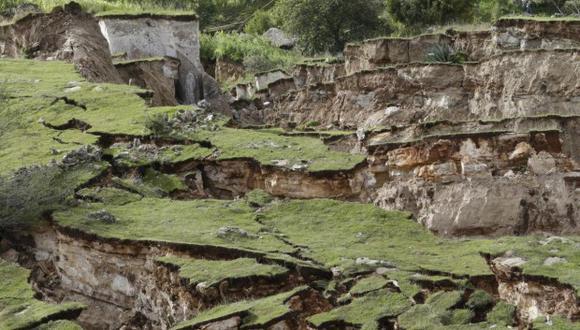 290 distritos de la sierra tienen riesgo muy alto de huaicos y deslizamientos