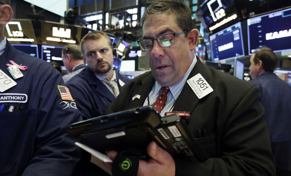 Wall Street cerró hoy con pérdidas tras otra jornada negativa para el sector tecnológico, entre nuevos resultados trimestrales de empresas clave para el mercado. (Foto: AP)