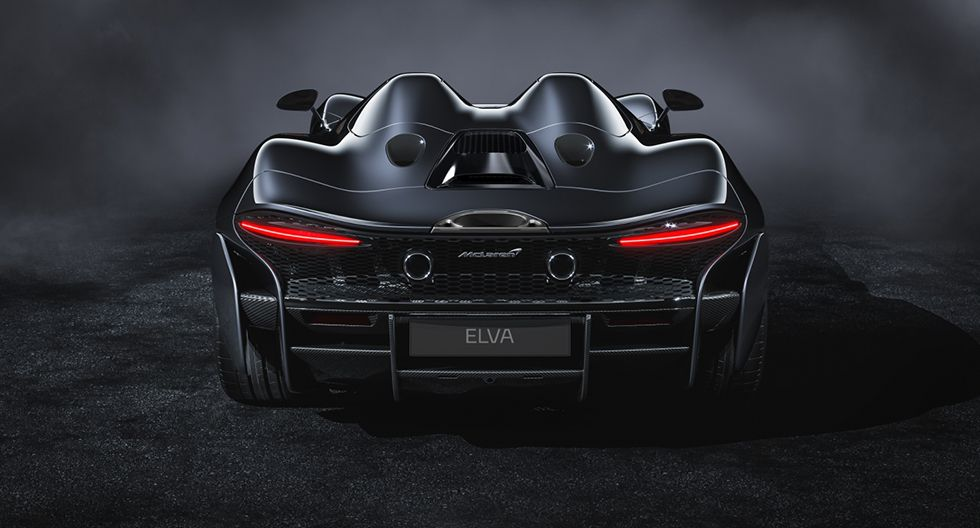 Se fabricarán solo 399 ejemplares del McLaren Elva. (Foto: McLaren Automotive)