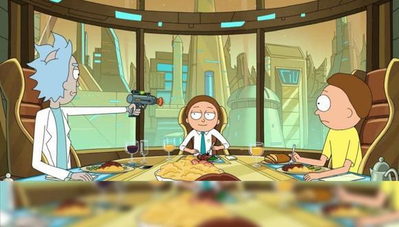 """La quinta temporada de """"Rick and Morty"""" consta de diez episodios (Foto: Warner Bros)"""