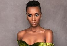 Miss Universo 2019: así luce Zozibini Tunzi sin una gota de maquillaje | FOTO
