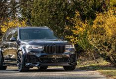 Lumma Design presenta la versión más extrema del BMW X7   FOTOS