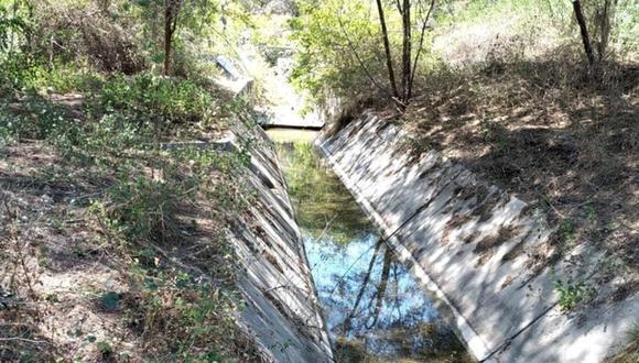 Se trata de la limpieza de casi 500 km de canales y drenes en Piura. (Foto: Minagri)