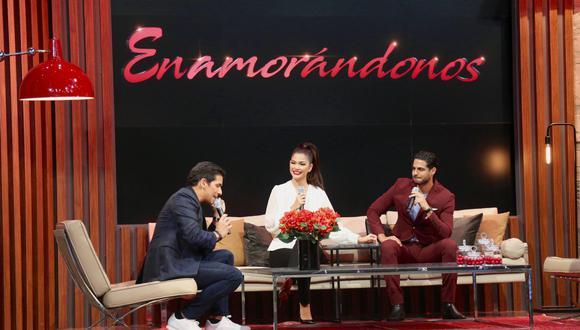 Enamorándonos, el programa de la televisión hispana en Estados Unidos, Foto: UniMás