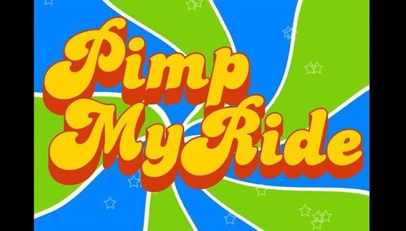 Pimp my Ride: Revive las más geniales transformaciones de autos
