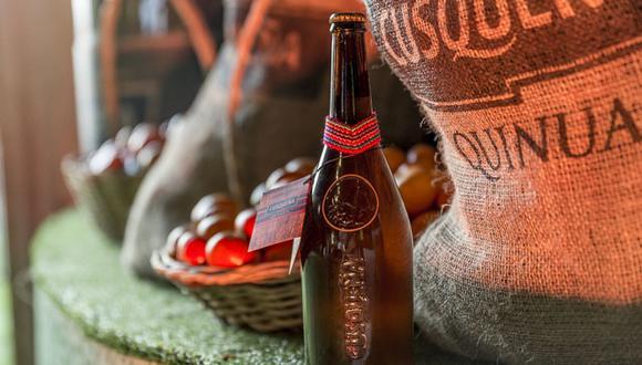 Cusqueña Quinua: Sabor de la gastronomía peruana hecho cerveza