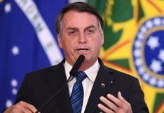 """Bolsonaro afirma que la vacuna contra el coronavirus """"no será obligatoria"""" en Brasil"""