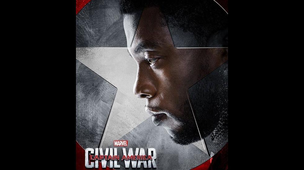 Captain America: Civil War: el Team Iron lanza pósters [FOTOS] - 5