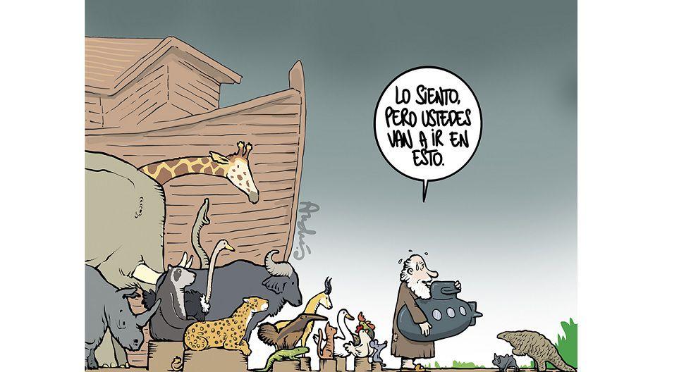 Ilustración: Andrés Edery