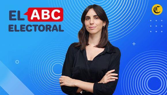 """""""ABC Electoral"""". (Foto: El Comercio)"""