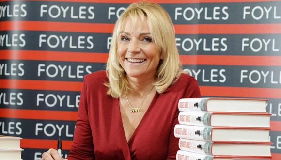Con cuatro libros protagonizados por Bridget Jones, Helen Fielding alcanzó los 40 millones de libros vendidos. (Foto: Agencia)