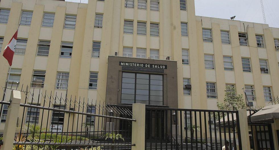 Ministerio de Salud cuenta con nuevo personal, así como el INS. (Foto: GEC)