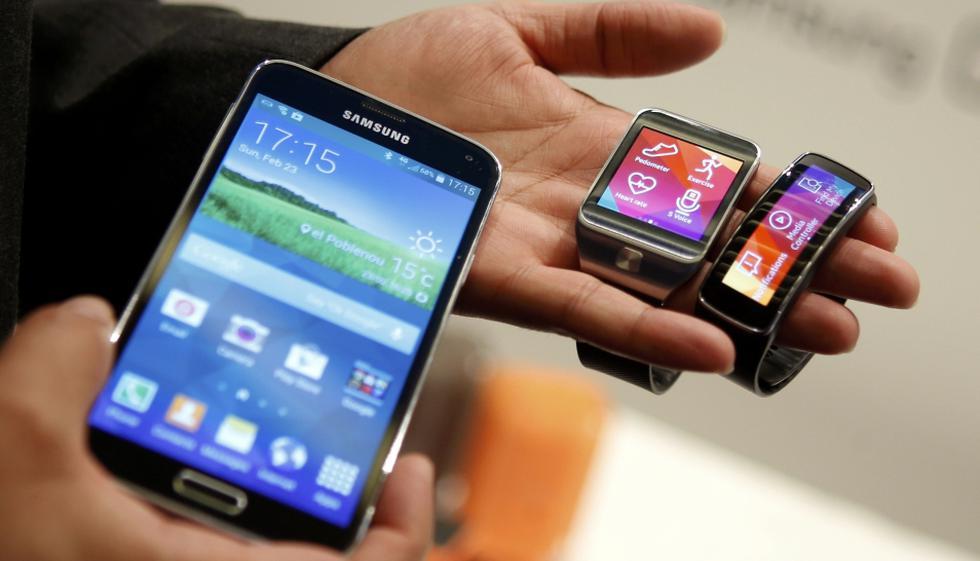 Los primeros lanzamientos en el Mobile World Congress 2014 - 1