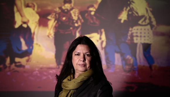 Inés Quintero es la segunda mujer que ocupa la dirección de la Academia Nacional de Historia de Venezuela. (Alessandro Currarino / El Comercio)
