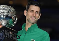 Novak Djokovic venció en cinco sets a Dominic Thiem y se coronó campeón del Australian Open 2020 | GALERÍA