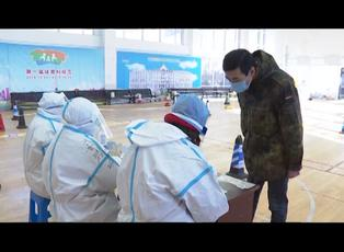 China confina a dos ciudades por rebrote de covid-19