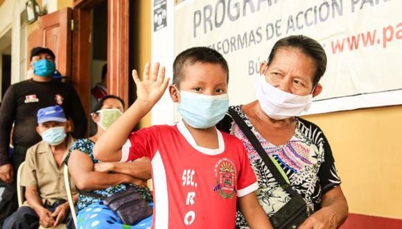 La modalidad Carritos Pagadores llegarán a las zonas de difícil acceso del país para entregar el bono (Foto: MIDIS)