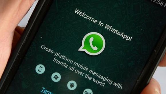 No necesitas de otras apps, todo lo que requieres está en el mismo WhatsApp. (Foto: AFP)