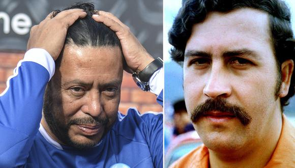 René Higuita defiende la amistad que mantuvo con el narcotraficante colombiano, Pablo Escobar. (Foto: AFP/archivo)