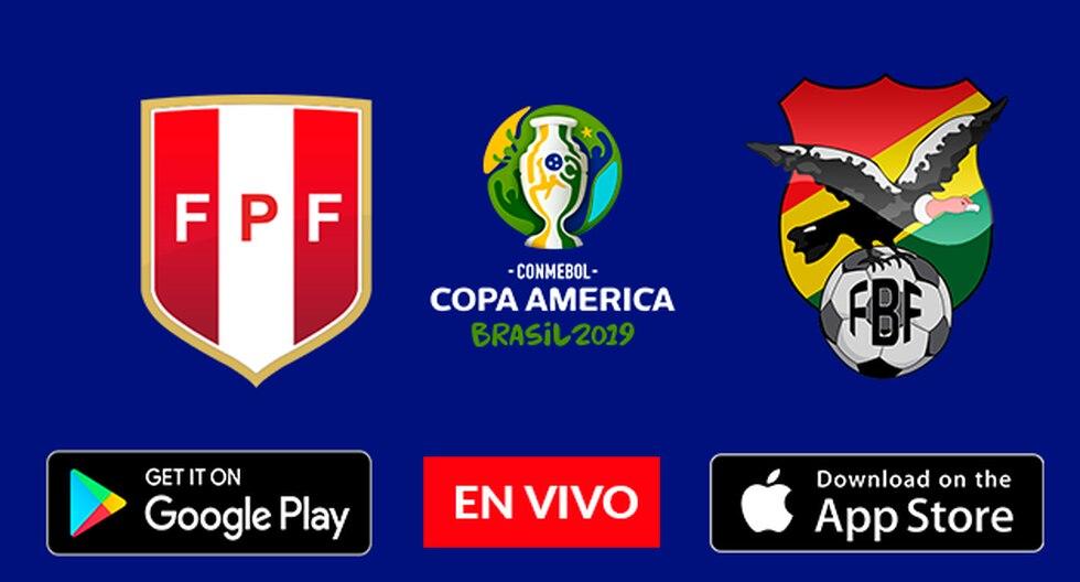 No te pierdas el partido de Perú vs. Bolivia EN VIVO gratis.