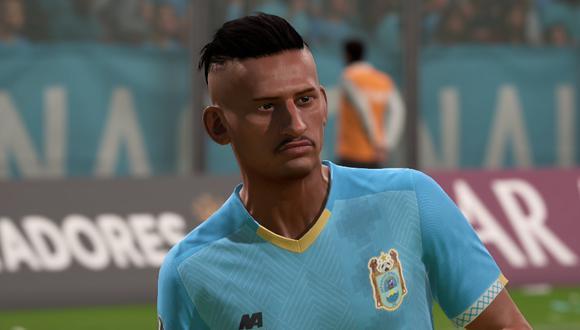 Andy Polar en FIFA 20. (Captura de pantalla)