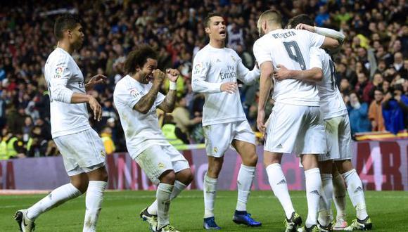 Real Madrid logró centena de goles por séptima temporada