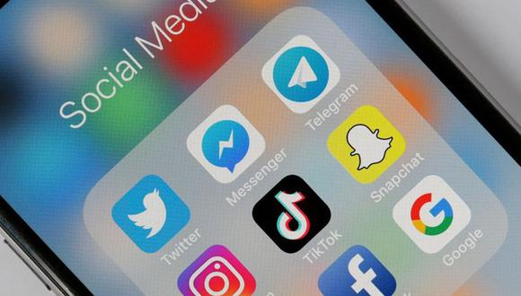Redes sociales   TIk Tok   Youtube   Facebook (Foto: Getty Images)