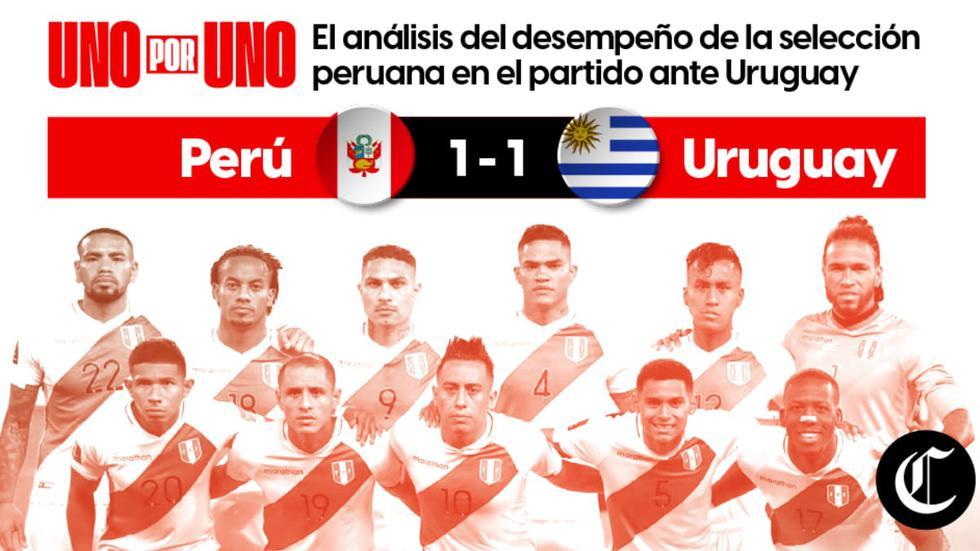 Este fue lo que nos dejó el empate 1-1 de la selección peruana ante Uruguay por las Eliminatorias Catar 2022.