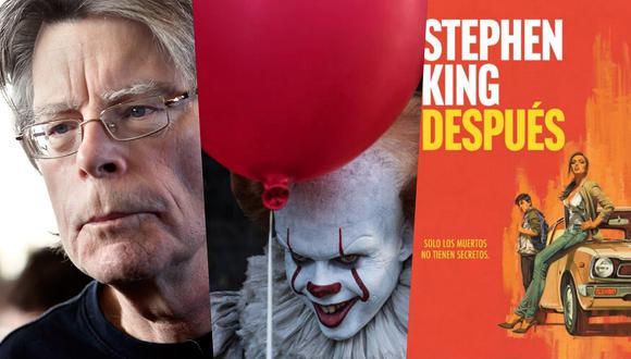 """""""Después"""" es la nueva novela escrita por Stephen King, recordado creador de la novela """"It"""" y otros éxitos del suspenso. Su nueva obra, """"Después"""", ya está a la venta. (Fotos: AFP/ Plaza y Janés)"""