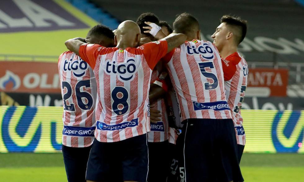 Junior vs. Alianza Petrolera: las imágenes del duelo por la Liga BetPlay | Foto: @Dimayor
