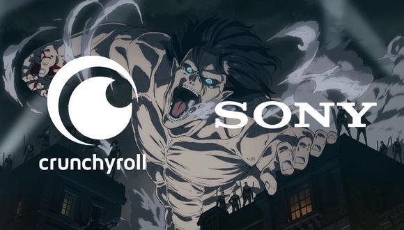 """Crunchyroll, servicio que tiene en exclusiva la temporada final de """"Attack on Titan"""", ahora es propiedad de Sony. Foto: Mappa."""