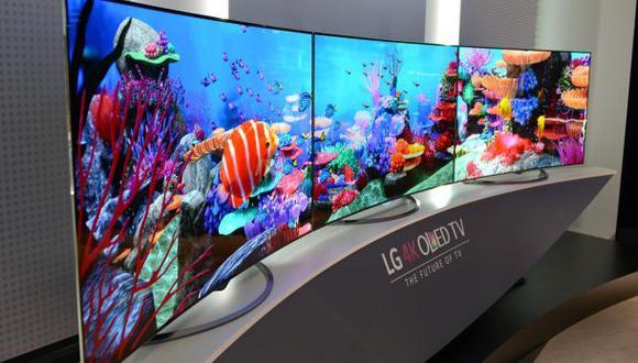 LG anunció construcción de una fábrica de pantallas OLED