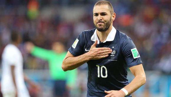 El presidente de la Federación Francesa de Fútbol le cerró, de manera definitiva, las puertas de Francia a Karim Benzema, delantero vetado a partir del 2015 por un caso de chantaje sexual. (Foto: AP)