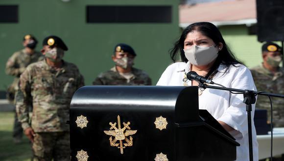 Militares ya fueron vacunados contra el coronavirus en diferentes en todo el país, aseguró la ministra de Defensa | Foto: Rolly Reyna / El Comercio