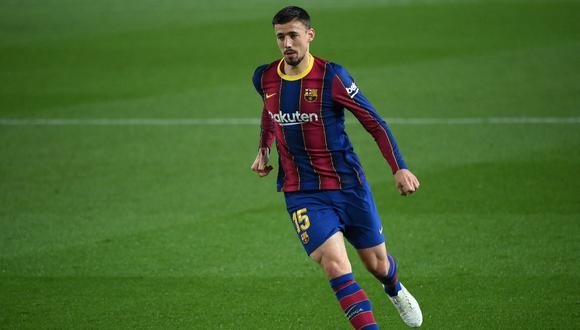 Lenglet fue contratado por Barcelona la temporada 2018-2019. (Foto: AFP)