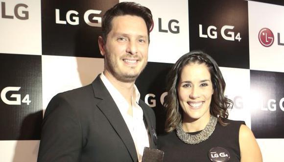 Gianella Neyra se comprometió con Cristian Rivero. (Foto: USI)