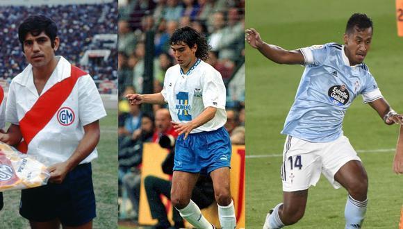 Juan Seminario fue Pichichi de LaLiga 1961-1962, y Chemo del Solar con el Tenerife de Valdano dejaron sin título al Real Madrid en la campaña 1992-1993. (Fotos: Agencias)