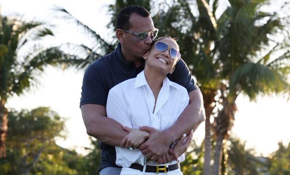 Álex Rodríguez reveló años atrás que su cita soñada era con Jennifer Lopez(Foto: Instagram)