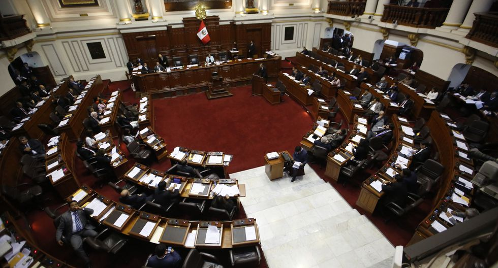 Diversas bancadas del Congreso han presentado diversos proyectos como parte de la lucha frente a la violencia contra la mujer.