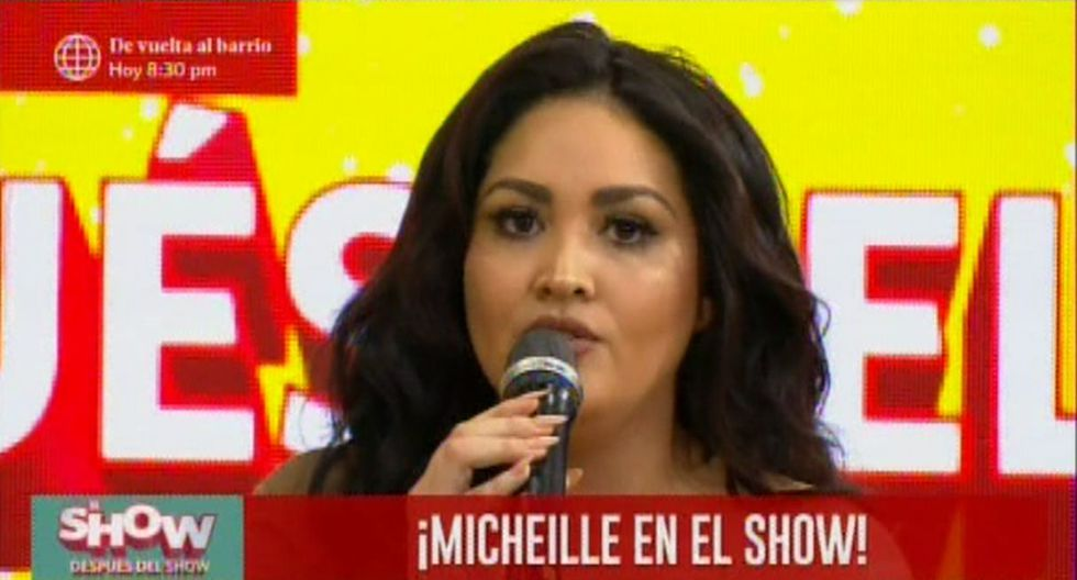 Michelle Soifer anunció que tomará acciones legales contra Kevin Blow. (Foto: Captura de video)