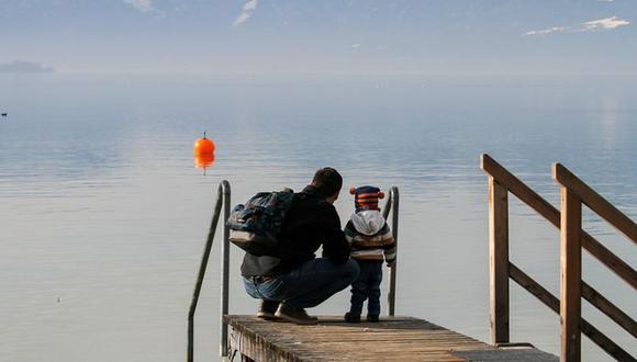 Ser un padre de familia implica mucha responsabilidad. (Foto: Pixabay)