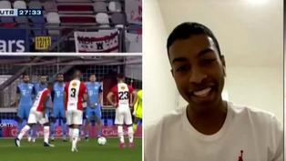 """Miguel Araujo: """"Soy el primero en la lista para patear tiros libres"""""""