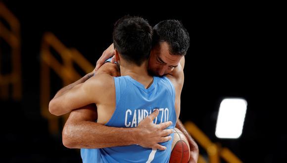 Luis Scola le dije adiós a la selección argentina. Aquí te contamos cómo fue su despedida. (Foto: EFE)