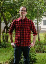 Mauricio Bustamante trabaja en el Niels Bohr Institute, en Dinamarca. (Foto: PUCP)
