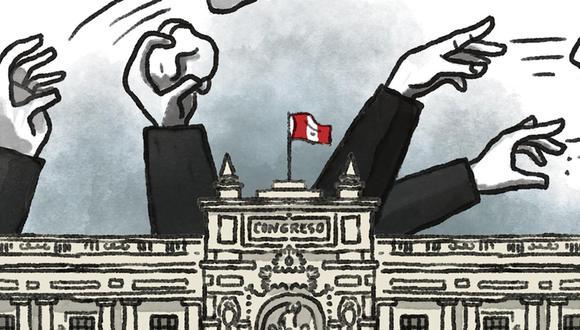 La nueva Constitución: una propuesta de campaña sin consenso en un Congreso  fragmentado | Elecciones 2021 | Acción Popular | Partido Morado | Juntos  por el Perú | Perú Libre | Fuerza