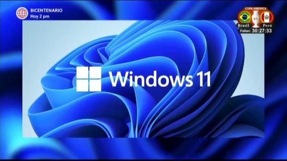 Windows 11: Todas las novedades de este nuevo sistema operativo