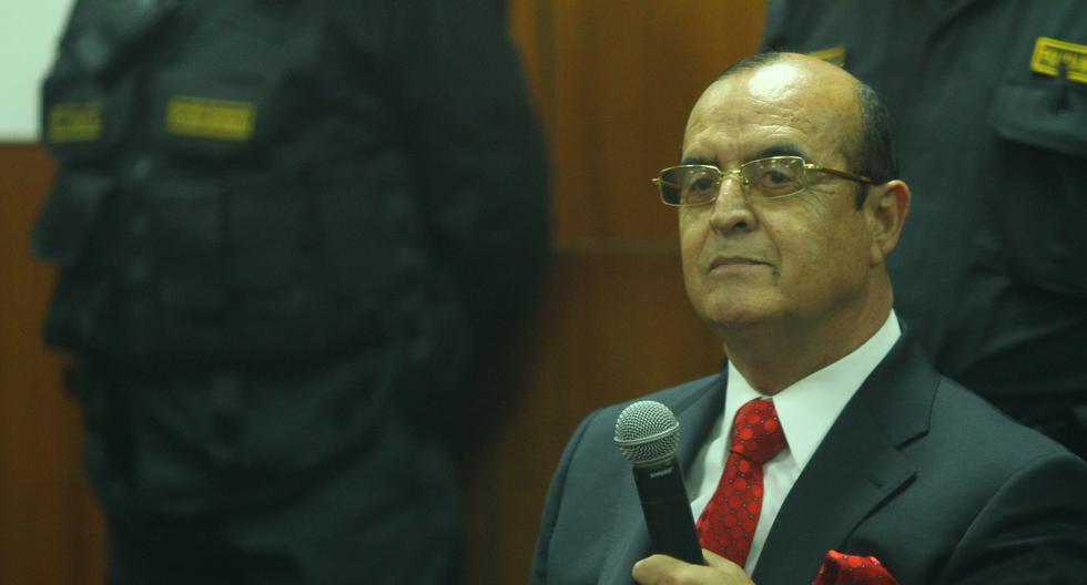 Vladimiro Montesinos será asignado a otro penal tras salir de la Base Naval del Callao. (Foto: Horacio Díaz/GEC)