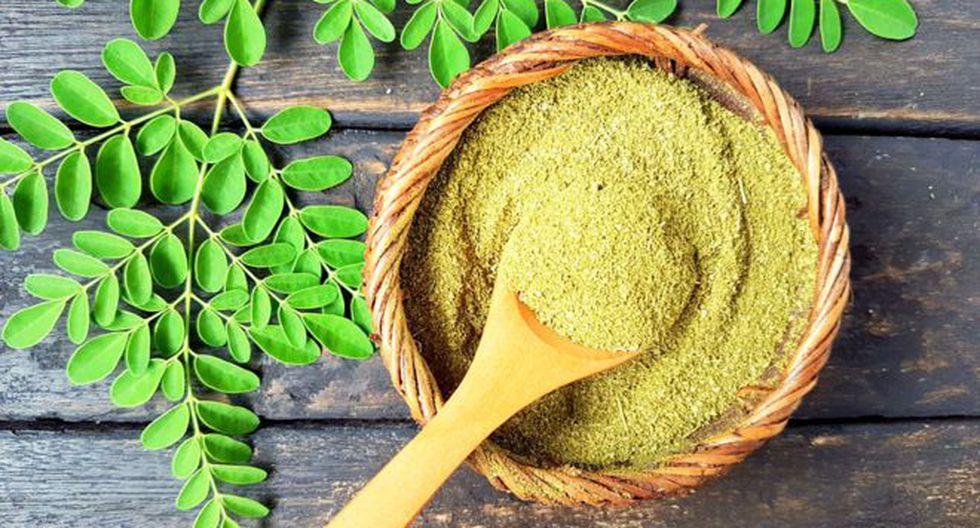 Las hojas de moringa son ricas en proteínas, vitaminas A, B y C, y minerales. El centro Cultivos para el Futuro quiere popularizar éste y otros alimentos olvidados. (Foto: Getty Images)