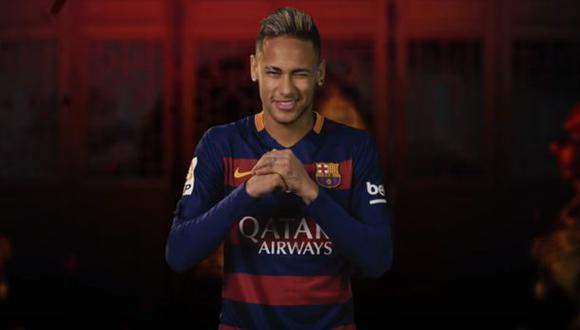 Barcelona celebró el Año Nuevo chino con este anuncio de Neymar
